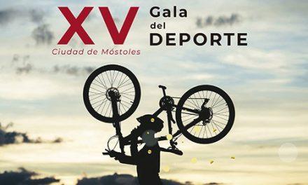 El Teatro del Bosque acogerá hoy la XV Gala del Deporte de Móstoles