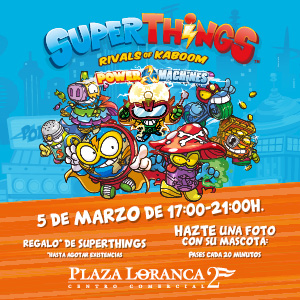 Plaza Loranca SUPERZINGS