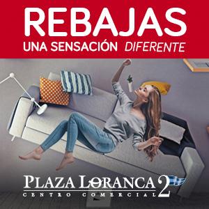 Plaza Loranca rebajas